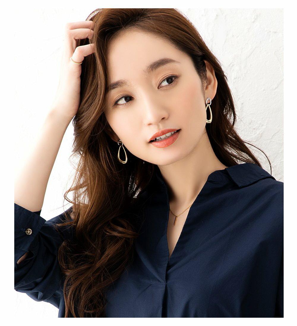 日本Cream Dot  /  率性長條項鍊  /  p00019  /  日本必買 日本樂天代購  /  件件含運 1