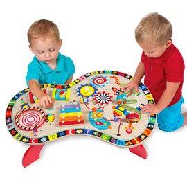 【美國ALEX】聰明寶寶遊戲桌