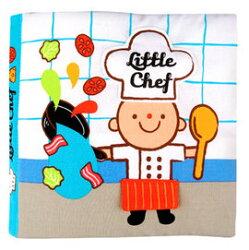 K's Kids Little Chef 小廚師(英文布書)