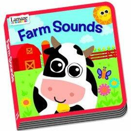 《美國Lamaze》農場聲音Farm Sound(翻翻書)