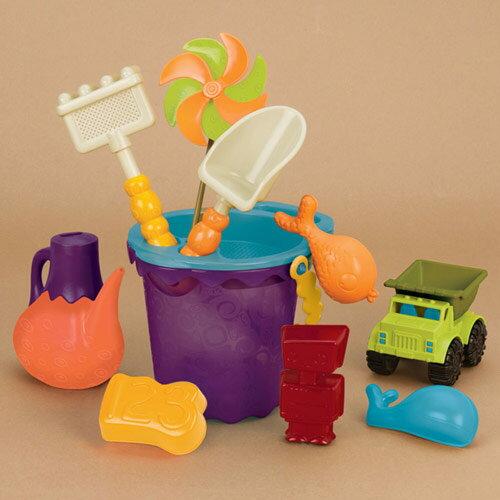 【B.Toys】玩沙總匯海灘袋組(光腳丫沙灘包)