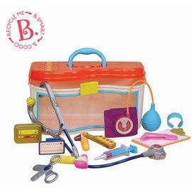 【B.Toys】小小醫生看診箱(達特醫生診療箱)~二色可選