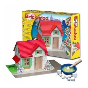 【荷蘭Brickadoo】益智建築玩具-德國小屋