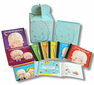 寶寶的異想世界(全套7CD)★買就送:明日之星毛線帽(款式隨機)