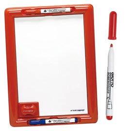 【義大利Tratto】超優質白板(內含2支無毒白板筆)-尺寸26x36cm