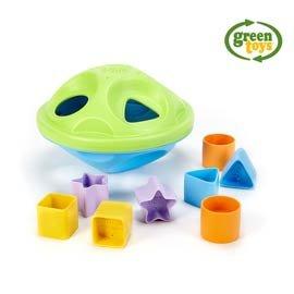 【美國Green Toys】幽浮異形星 ★2013最佳育嬰獎!