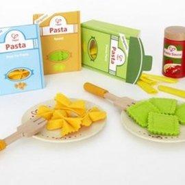 【德國Hape愛傑卡】下午茶系列 美味義大利麵