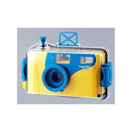 炫彩水精靈(高級防水相機)—共有二色 ◎有閃光燈,可自動捲片