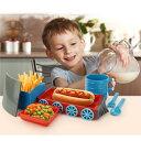【美國KIDSFUNWARES】歡樂火車兒童餐具組 ㊣原廠授權總代理公司貨