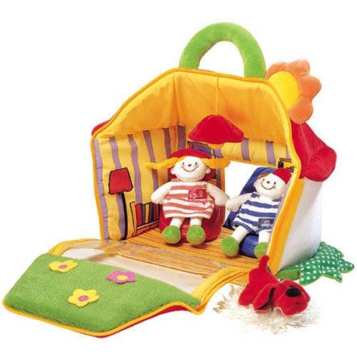 K'sKids寶寶手提遊戲屋