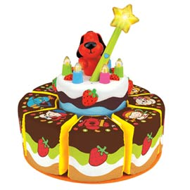 K's Kids 會唱歌的生日蛋糕