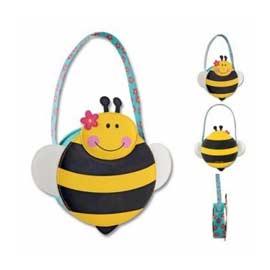《美國Stephen Joseph》GOGO俏寶貝手提包-小蜜蜂