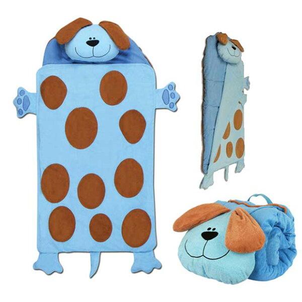 《美國StephenJoseph》兒童造型睡袋-狗狗(售完不再進口)