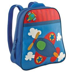 《美國Stephen Joseph》GOGO美式兒童造型防水背包(飛機)