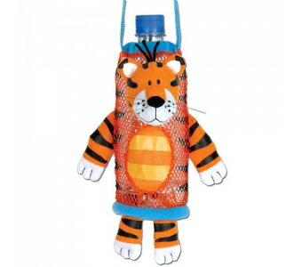 《美國Stephen Joseph》兒童造型水壺袋-俏皮虎