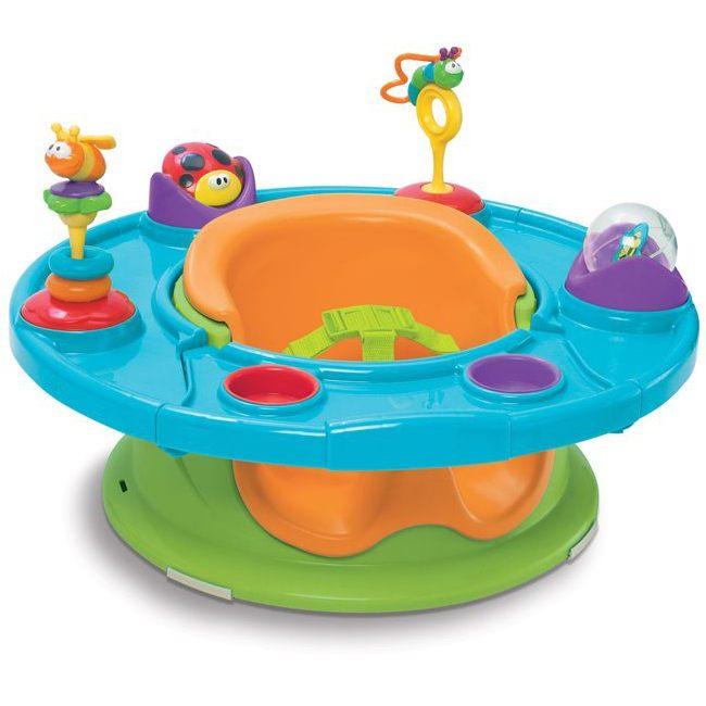 《美國Summer infant》3合1多功能遊戲學習餐椅 ㊣原廠授權總代理公司貨