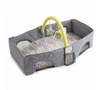 《美國Summer infant》可攜式寶寶外出行動床 ㊣原廠授權總代理公司貨