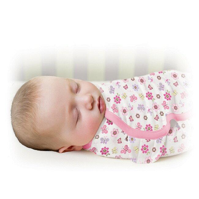《美國Summer infant》聰明懶人育兒包巾(蝴蝶花朵)71475 ㊣原廠授權總代理公司貨