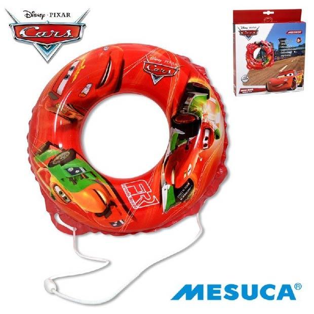 ~Disney~㊣迪士尼㊣50cm充氣游泳圈~Cars^(63~01553^)