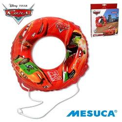 《Disney》㊣迪士尼㊣50cm充氣游泳圈-Cars(63-01553)