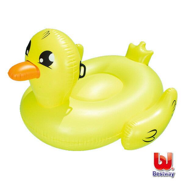 《Bestway》巨型鴨成人充氣騎乘/坐騎-(69-39101)