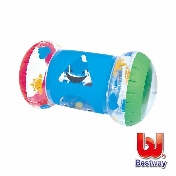 《Bestway》兒童充氣學步輪/學步車