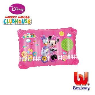 《Disney》迪士尼米妮黛西充氣枕頭、午休枕(69-13392)