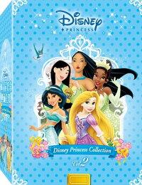 迪士尼公主典藏套裝 -DVD 普通版