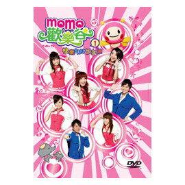 MOMO歡樂谷1-快樂BABY加加油 DVD+CD