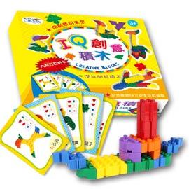 牛津家族 聰明好積木-IQ創意積木-Creative Blocks