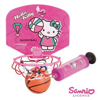 《巧天工》Hello Kitty 迷你籃球組-(63-71259)