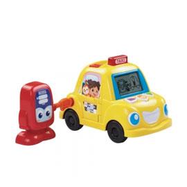 Vtech音樂字母計程車