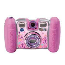 Vtech 多功能兒童遊戲相機-粉