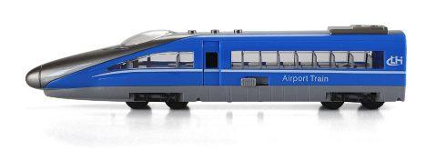台灣【小小家】磨輪聲光高速火車1707(藍色)