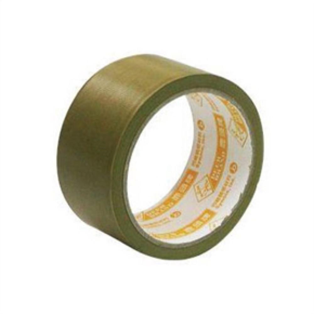 四維鹿頭 PVC布紋膠帶 可手撕 48mm /60mm