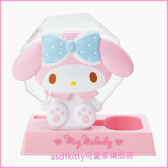 asdfkitty可愛家☆美樂蒂 迷你賓果機玩具-日本正版商品