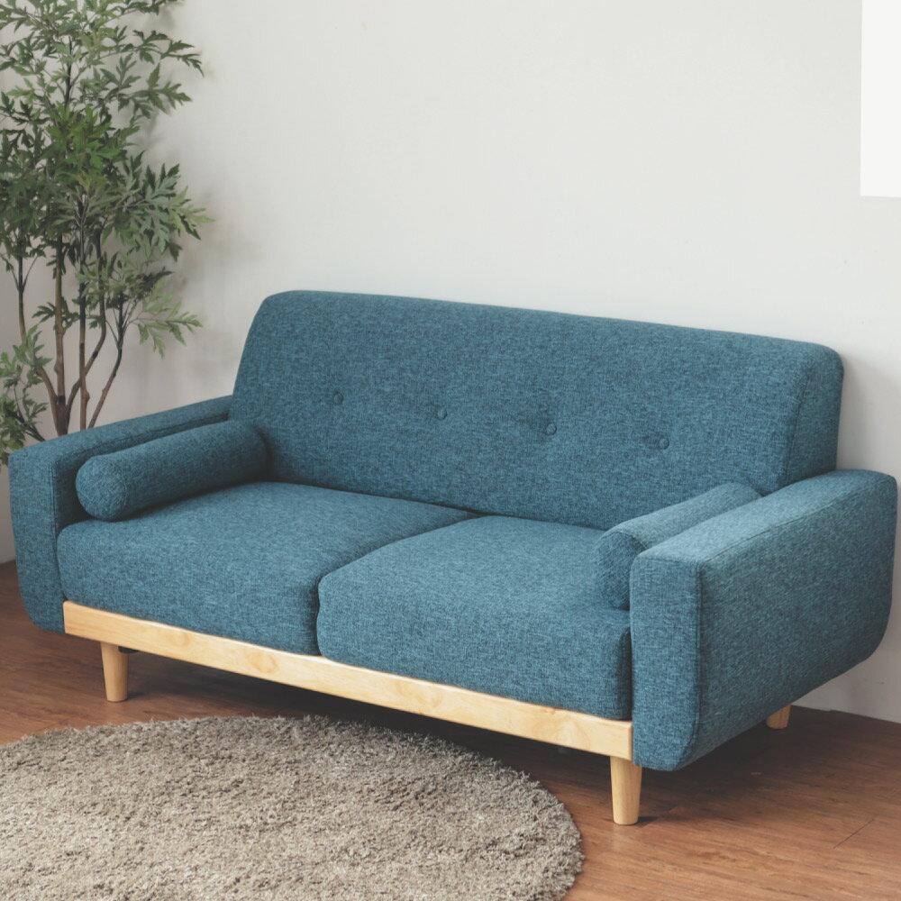 沙發 / 椅子 Vega 雷思麗北歐木作2.5人座沙發(五色) 完美主義【Y0010】 8