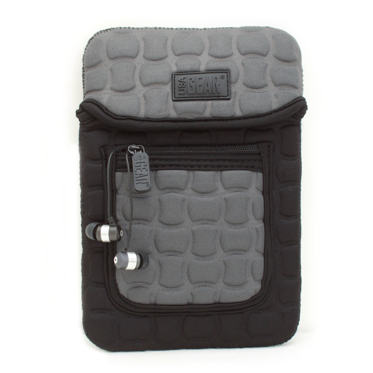 FlexARMOR X Neoprene Tablet Sleeve Case with Carrying Handle , Shock Protection & Accessory Pocket 7