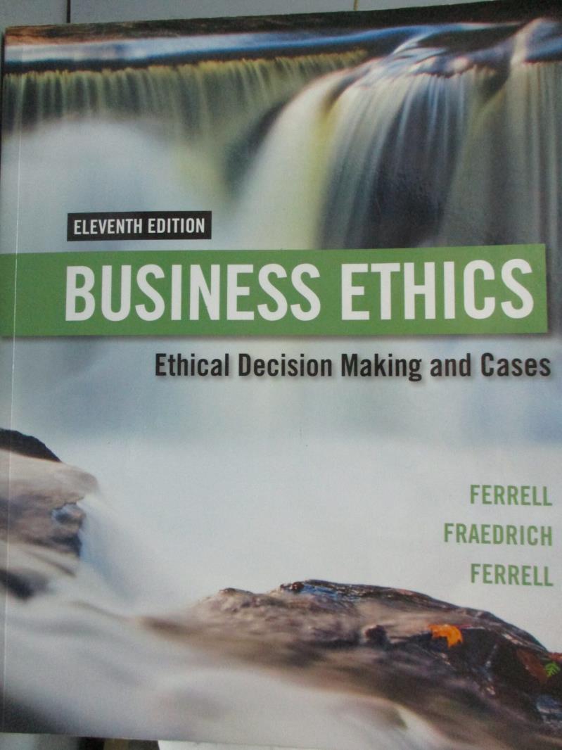 【書寶 書T9/傳記_YAR】Business Ethics 11 E_Ferrell