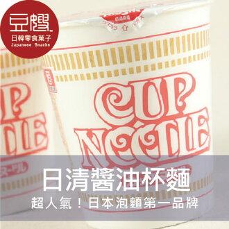 【即期特價】日本泡麵 日本第一經典日清醬油杯麵