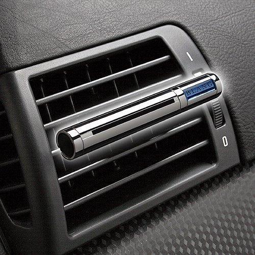 權世界汽車百貨用品:權世界@汽車用品日本CARMATEBLANG汽車冷氣出風口夾式芳香劑H-201-八種顏色味道選擇