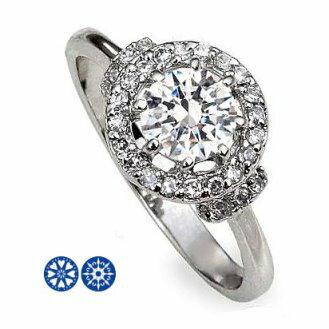 時尚珠寶版 八心八箭鋯石戒指 國際圍12、13、14號可選 925純銀包白金
