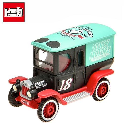 【日本正版】TOMICA 高帽子 古典米奇車 東京車展 特別版 多美小汽車 迪士尼 DISNEY MOTORS - 899471