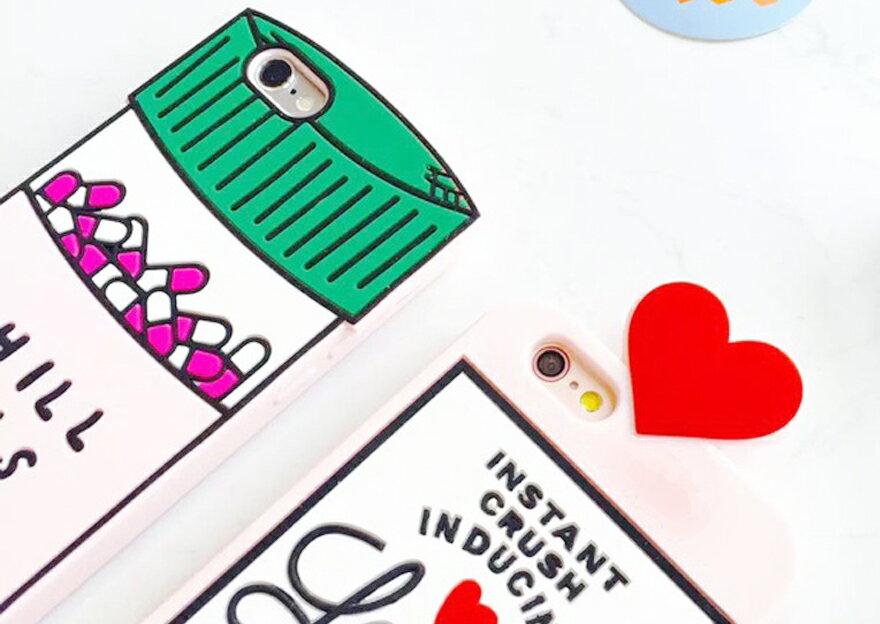 【限時下殺】藥罐子/愛心款手機殼矽膠美味軟殼/iPhone 6/Plus i6/保護後蓋/手機殼 1