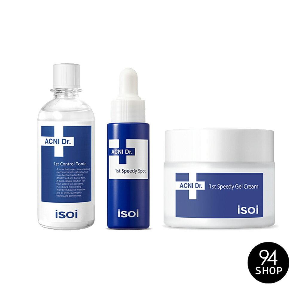 新品衝評價 韓國 ISOI 油水平衡精華液 保加利亞玫瑰精華液 修護化妝水 水凝霜 面霜 保濕 補水 調理水