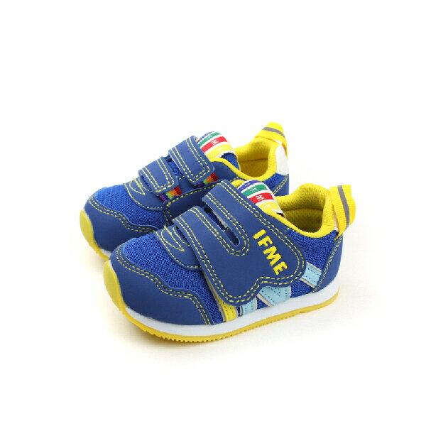 IFME 鞋 機能鞋 魔鬼氈 童鞋 藍色 小童 IF30~770246 no052