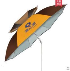 漁之源戶外釣魚傘釣傘萬向摺疊加厚防曬雨傘遮陽傘   夏洛特居家名品