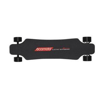ECOMOBI新款電動滑板四輪成人無線遙控雙驅長板小魚板高速代步車  宜