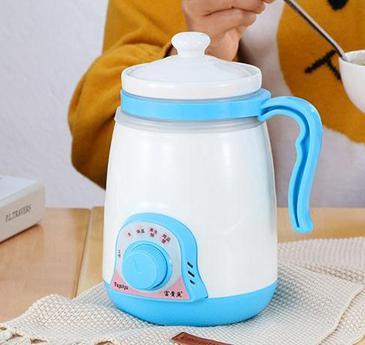 迷你鍋 燒水杯辦公室養生杯電熱杯小迷你旅行煮粥杯牛奶加熱杯