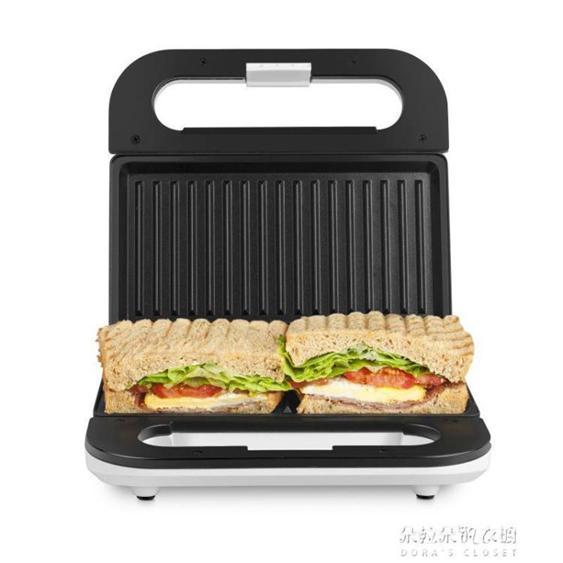 三明治機早餐機吐司機帕尼尼機烤麵包機YYS